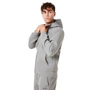 Enhance Qd Fleece Jacket 9.7 - New Athletic Gray