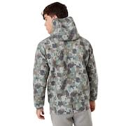 Enhance Qd Fleece Jacket 9.7 - Planet