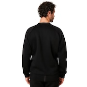 Enhance Qd Fleece Crew 9.7 - Blackout