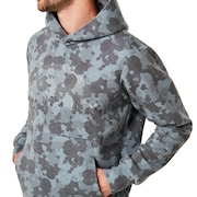 Enhance Qd Fleece Hoody 9.7 - New Granite Heather