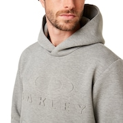 Enhance Qd Fleece Hoody 9.7 - New Athletic Gray