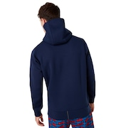 Enhance Qd Fleece Hoody 9.7 - Foggy Blue