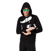 Big Logo Ellipse Hoodie - Blackout