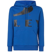Big Logo Ellipse Hoodie - Electric Shade