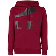 Big Logo Ellipse Hoodie - Raspberry