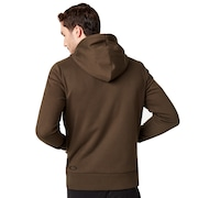 Big Logo Ellipse Hoodie - New Dark Brush