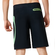 "Ellipse Seamless Boardshort 21"" - Blackout"