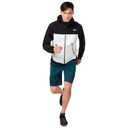 Enhance Softshell Jacket - Black/White