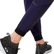 Rshf Shell Stretch Rip Pants - Strong Violet