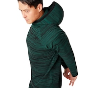3Rd-G O Fit Flexible Hoody - Planet
