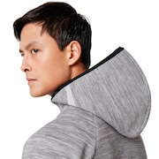 3Rd-G O Fit Flexible Hoody - New Athletic Gray