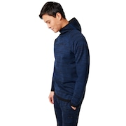 3Rd-G O Fit Flexible Hoody - Foggy Blue