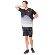 Pc Dry Explosion Shorts 9Inch - Black Print
