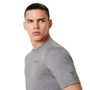 SI Action Tee - Athletic Heather Gray