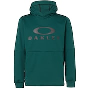 Enhance Grid Fleece Hoody 9.7 - Planet