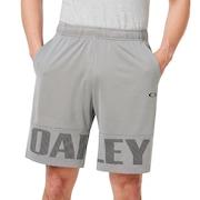 Enhance Knit Shorts 9.7 - Steel Gray