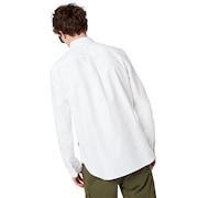 Oxford Long Sleeve - White