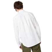 Oxford Long Sleeve - White