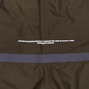 Pocket Tech Pant OSR - Dark Green