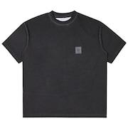 Patch Short Sleeve Tee OSR - Blackout