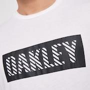 Oakley Sticker SS Tee - White
