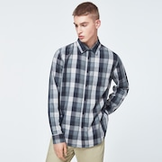 Checked Woven Long Sleeve Shirt 5