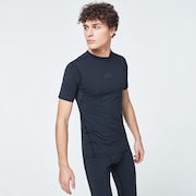 Foundation Baselayer Top - Blackout