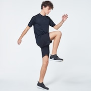 Foundational Training Short Sleeve Tee - Blackout