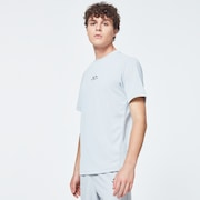 Foundational Training Short Sleeve Tee - Lunar Rock