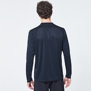 Foundational Training  Long Sleeve Tee - Blackout