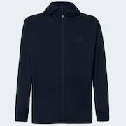 Foundational Training Hoodie FZ - Blackout