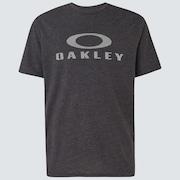 Bark Oakley SS Tee - Blackout Lt Htr