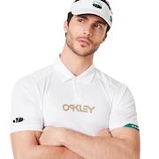 Staple Short Sleeve Polo Shirt - White