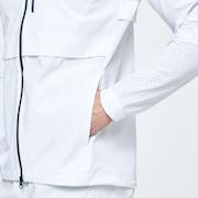 Skull Breathable Jacket 3.0 - White