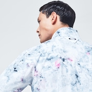 Skull Breathable Jacket 3.0 - White Print