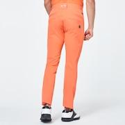 Skull Mesh Vent Straight - Burnt Orange