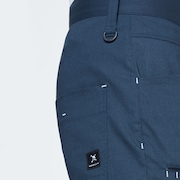 Skull Frequent Tapered - Blackout