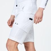 Skull Breathable Shorts 3.0 - White