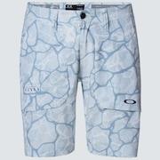 Skull Breathable Shorts 3.0 - White Print