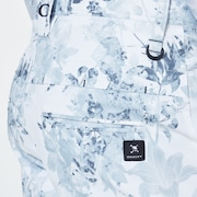 Skull Addictive Shorts 2.0 - White Print