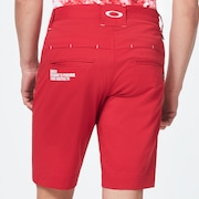 Skull Addictive Shorts 2.0 - Red Light