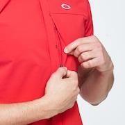 Skull Refinement WV Shirts - Red Light