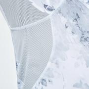 Technical Under V neck 10.0 - White Print