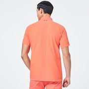 Skull Synchronism Sweater Shirts 3.0 - Burnt Orange