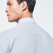Skull Synchronism Sweater Shirts 3.0 - Gray Slate