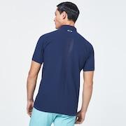 Skull Synchronism Sweater Shirts 3.0 - Peacoat