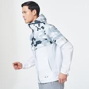 Enhance Wind Jacket 10.0 - White Print