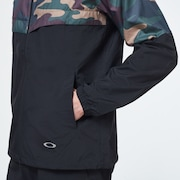 Enhance Wind Jacket 10.0 - Green Print