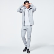 Enhance Grid Fleece Pants 10.0 - New Athletic Gray