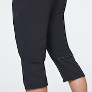 Enhance Mobility Quarter Pants - Blackout
